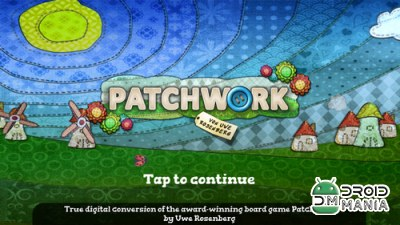 Скриншот Patchwork. Игра / Patchwork The Game №1