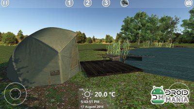 Скриншот Carp Fishing Simulator №1