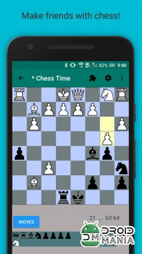 Скриншот Chess Time Pro - Multiplayer №1