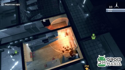 Скриншот Death Point: 3D Spy Top-Down Shooter, Stealth Game №2