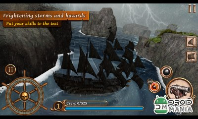 Скриншот Ships of Battle Age of Pirates №2