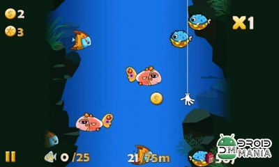 Скриншот Doraemon Fishing 2 №2