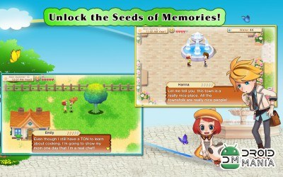 Скриншот HARVEST MOON: Seeds Of Memories №2