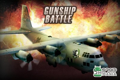 Скриншот GUNSHIP BATTLE: Helicopter 3D №2