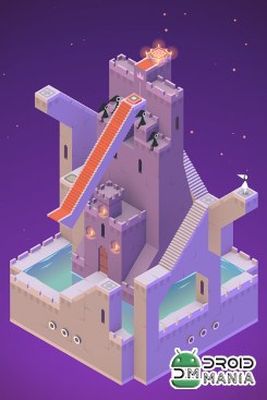Скриншот Monument Valley №2