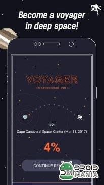 Скриншот Voyager: The Farthest Signal №2