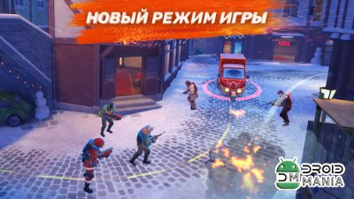 Скриншот Guns of Boom - Онлайн Шутер / Guns of Boom - Online Shooter №2