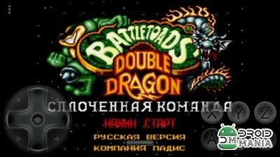 Скриншот Battletoads and Double Dragons №1