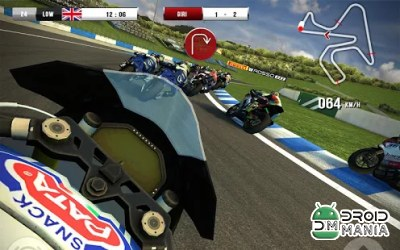 Скриншот SBK16 Official Mobile Game №2