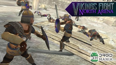 Скриншот Vikings Fight: North Arena №2