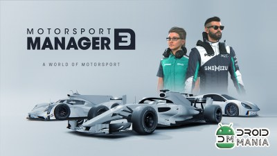 Скриншот Motorsport Manager Mobile 3 №2