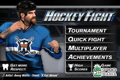 Скриншот Hockey Fight Pro №1