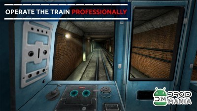Скриншот Subway Simulator 2: London PRO №2