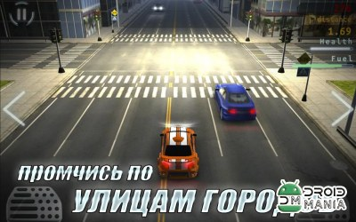 Скриншот Traffic Nation: Уличные гонки / Traffic Nation: Street Drivers №2