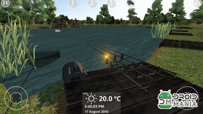 Скриншот Carp Fishing Simulator №2