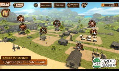 Скриншот Ships of Battle Age of Pirates №3