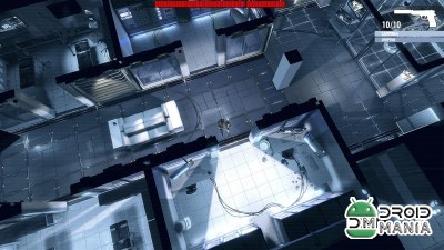 Скриншот Death Point: 3D Spy Top-Down Shooter, Stealth Game №3