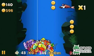 Скриншот Doraemon Fishing 2 №3