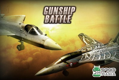 Скриншот GUNSHIP BATTLE: Helicopter 3D №3