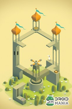 Скриншот Monument Valley №3