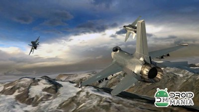 Скриншот Call of Infinite Air Warfare №3