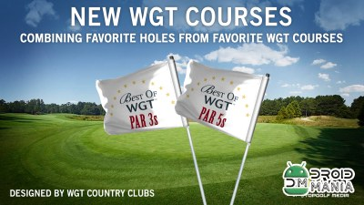 Скриншот WGT: World Golf Tour Game №3