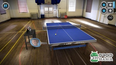 Скриншот Table Tennis Touch - Play №3