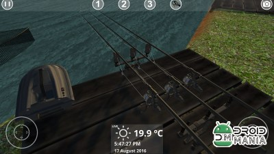 Скриншот Carp Fishing Simulator №3