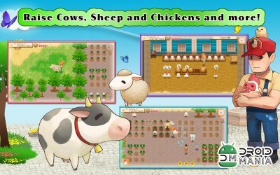 Скриншот HARVEST MOON: Seeds Of Memories №4