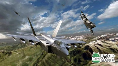 Скриншот Call of Infinite Air Warfare №4