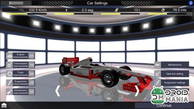 Скриншот FX-Racer Unlimited №4