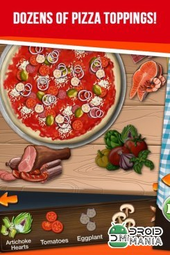 Скриншот Pizza Maker - My Pizza Shop №4