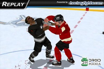 Скриншот Hockey Fight Pro №4
