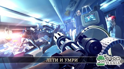 Скриншот DEAD TRIGGER 2: ZOMBIE SHOOTER №4