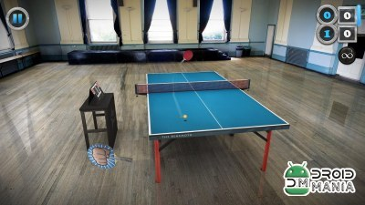 Скриншот Table Tennis Touch - Play №4