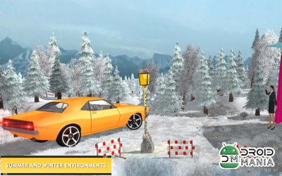 Скриншот Modern Taxi Offroad Driver: Hill Station №4