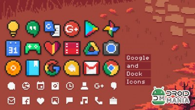 Скриншот PixBit - Icon Pack №1