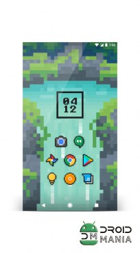 Скриншот PixBit - Icon Pack №4