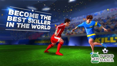 Скриншот SkillTwins Football Game 2 №1