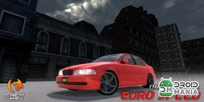 Скриншот EURO RACING CARS DRIFT IN CITY №3