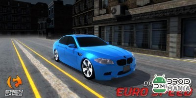 Скриншот EURO RACING CARS DRIFT IN CITY №4