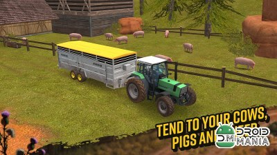 Скриншот Farming Simulator 18 №4