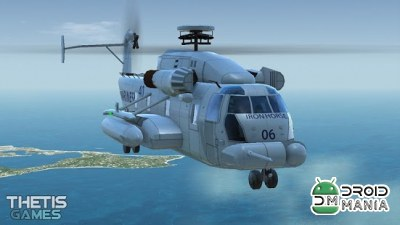 Скриншот SimCopter Helicopter Simulator HD №1