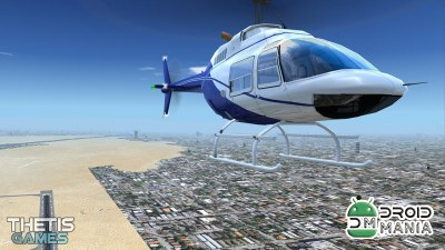 Скриншот SimCopter Helicopter Simulator HD №2