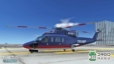 Скриншот SimCopter Helicopter Simulator HD №3