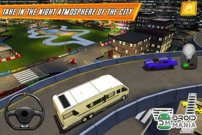 Скриншот Action Driver: Drift City №2