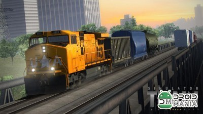 Скриншот Train Simulator PRO 2018 №1