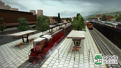 Скриншот Train Simulator PRO 2018 №2