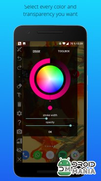 Скриншот Screen Draw Screenshot Pro №3