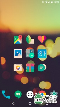 Скриншот Iride UI is Hipster Icon Pack №1
